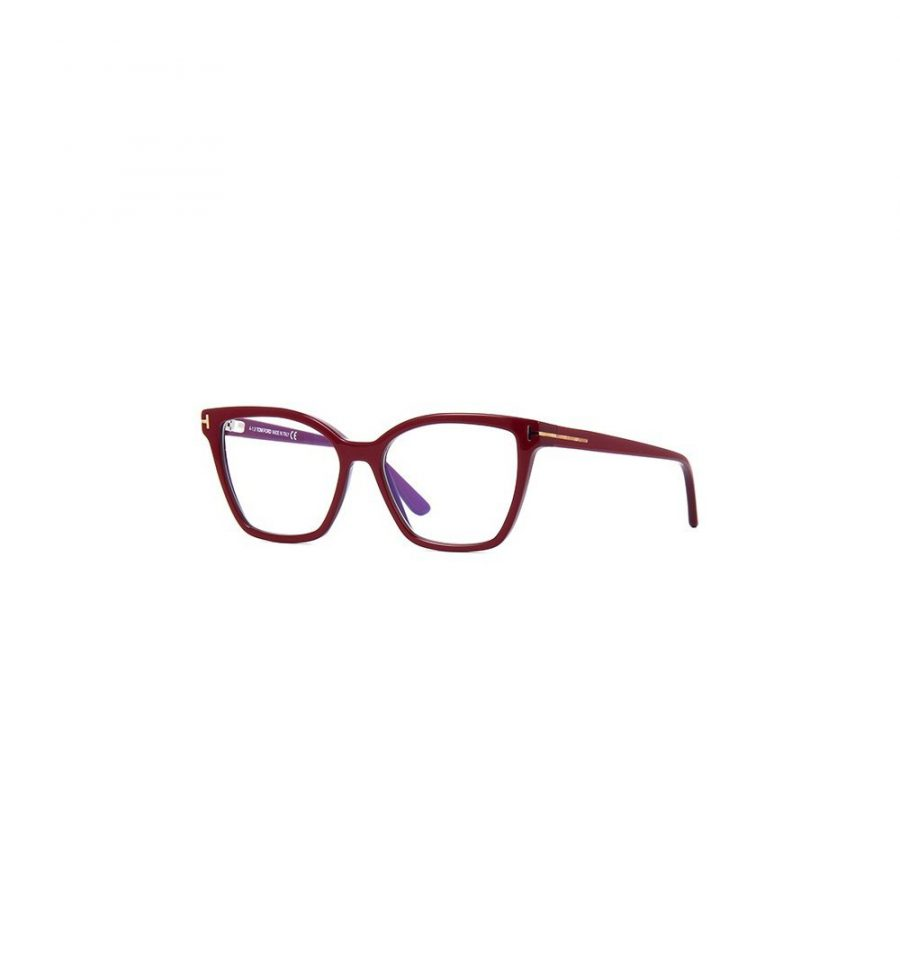 Tom Ford TF5641 B 075 Blue Control with 2X Sun Clip Ons